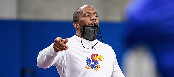 Report: Emmett Jones, other assistants to stay with KU football - KUsports