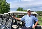 Chris Thompson, a former University of Kansas golf standout who enjoyed a 20-plus year professional playing career, was recently named the new head pro at Lawrence Country Club.