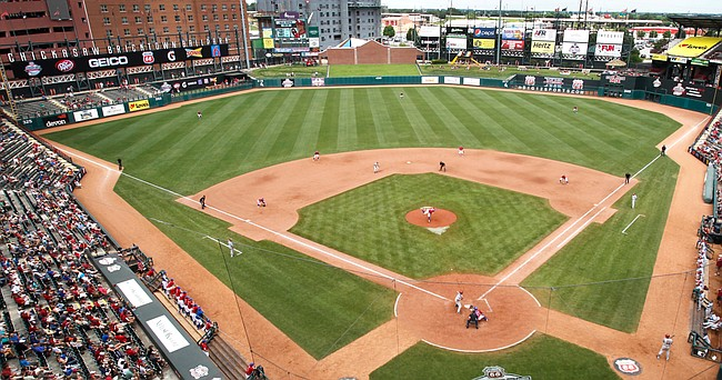 The 2021 Big 12 baseball championship will take place this week at Chickasaw Bricktown Ballpark in Oklahoma City for the 21st time in Big 12 history.