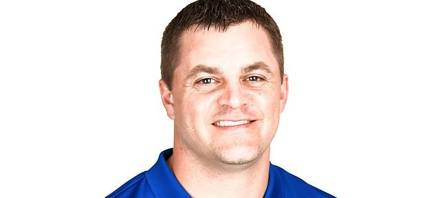 Jake Schoonover, Kansas football special teams coordinator
