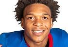 Kansas football linebacker Cornell Wheeler