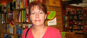 Photo of Lisa Harkrader