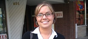 Photo of Angie Bacon