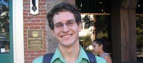 Photo of Anthony Bider-Hall