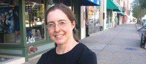 Photo of Jenny O'Brien