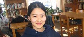 Photo of Sarah Shin