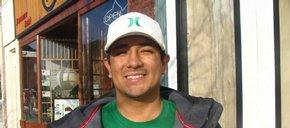 Photo of Carlos Alvarado