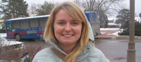Photo of Megan Wesley