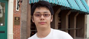 Photo of Gary Wang