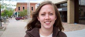 Photo of Megan Blevins