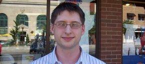 Photo of Kyle Robinson