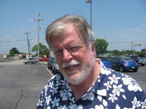 Photo of John Naughtin