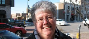 Photo of Elaine Wellborn