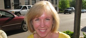 Photo of Melissa Rutherford