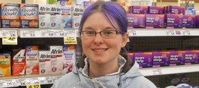 Photo of Erica Kloppenborg