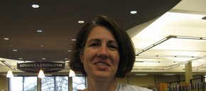 Photo of Kristine Schnebly