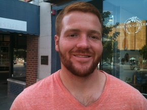 Photo of Aaron Bales