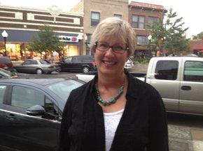 Photo of Carolyn Welch