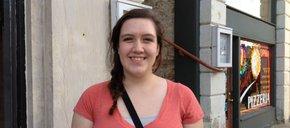 Photo of Sarah Stoss