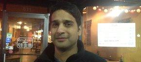 Photo of Atif Malik