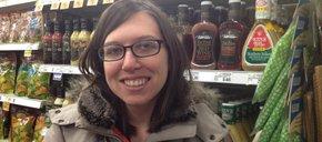 Photo of Katie McMahon,