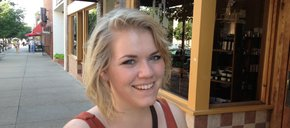 Photo of Caitlin Bergmann