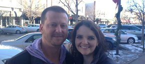 Photo of Jeff and Brianne Wilson
