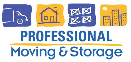 Professional Moving &amp; Storage