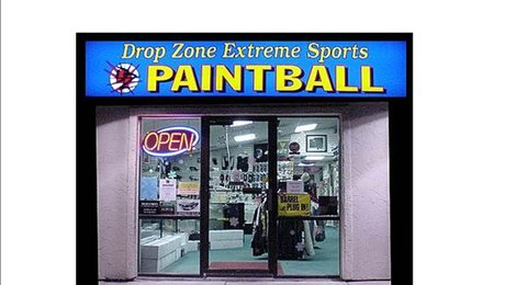 Drop Zone Extreme Sports