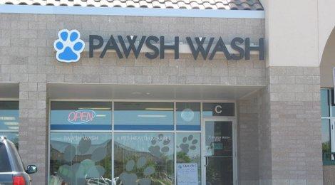 Pawsh Wash