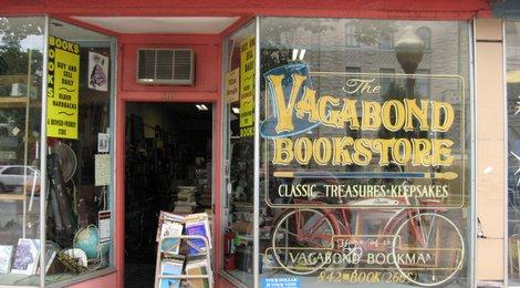 Vagabond Bookman