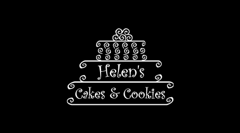 Helen&#39;s Cakes Logo