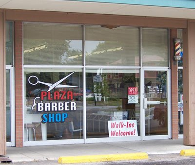 Barber Shop Lawrence Ks : Photo Plaza Barber Shop Lawrence, KS
