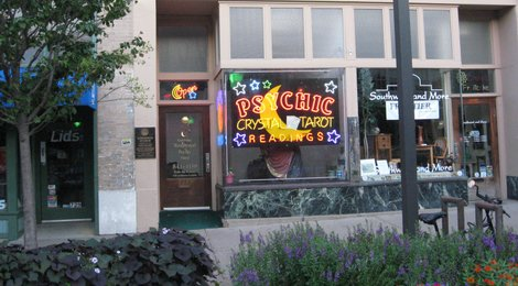 Lawrence Metaphysical Psychic Shop