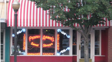 Penny Annie's Sweet Shoppe