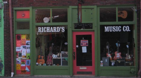 Richard's Music