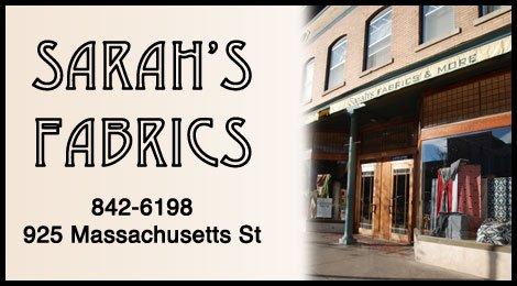 Sarah's Fabrics