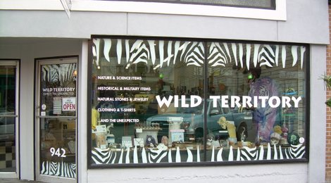 Wild Territory Store Front!