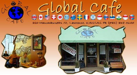 Global Cafe Store Front