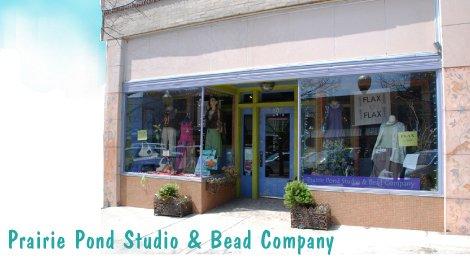 Prairie Pond Studio & Bead Company