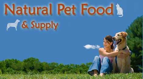 Natural Pet Food &amp; Supply