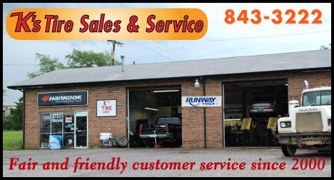 K's Tire Sales & Service