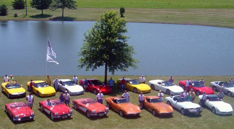 Lawrence Corvette Club Annual Picnic