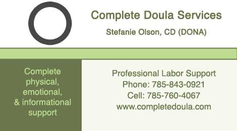 Complete Doula Services