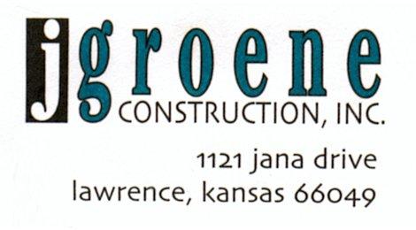 J. Groene Construction