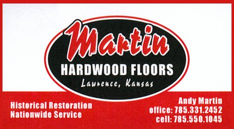 Martin Hardwood Flooring