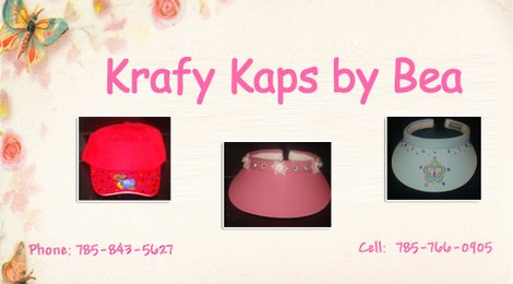 Krafty Kaps by Bea