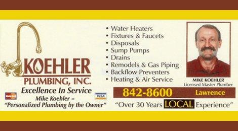 Koehler Plumbing