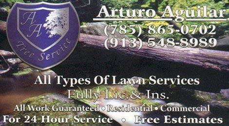A A Tree Service