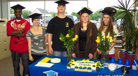 LDCP spring 2009 graduates